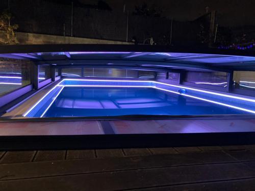 Tira led piscina