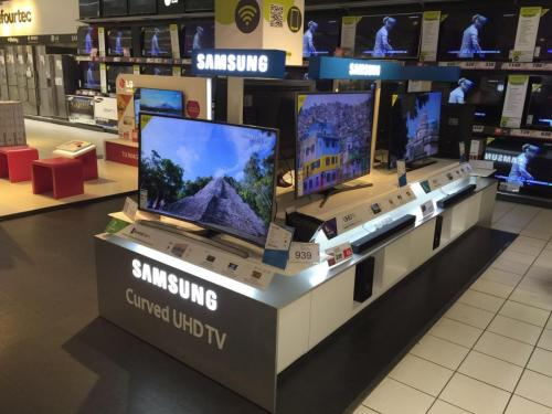 Islas Samsung